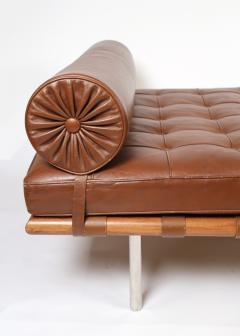 Ludwig Mies Van Der Rohe Early Production Rosewood Daybed designed by Ludwig Mies van der Rohe - 832376