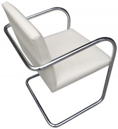 van der rohe furniture. Ludwig Mies Van Der Rohe Midcentury Knoll Brno Chairs By Van Der  In White Rohe Furniture E