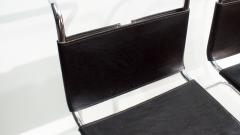 Ludwig Mies Van Der Rohe Mies van der Rohe MR10 Sling Lounge Chairs - 1933221