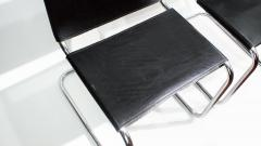 Ludwig Mies Van Der Rohe Mies van der Rohe MR10 Sling Lounge Chairs - 1933225