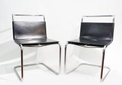 Ludwig Mies Van Der Rohe Mies van der Rohe MR10 Sling Lounge Chairs - 1933227