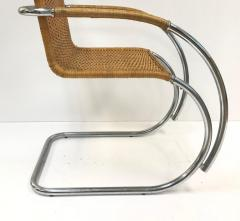 Ludwig Mies Van Der Rohe Pair of Ludwig Mies van der Rohe MR20 Chairs - 1037638