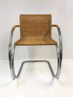 Ludwig Mies Van Der Rohe Pair of Ludwig Mies van der Rohe MR20 Chairs - 1037639