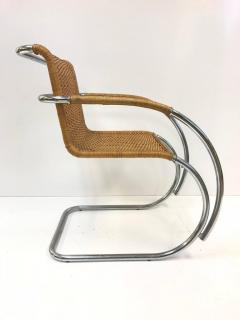 Ludwig Mies Van Der Rohe Pair of Ludwig Mies van der Rohe MR20 Chairs - 1037640