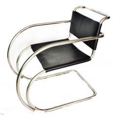 Ludwig Mies Van Der Rohe Pair Of Mr 20 Lounge Chairs Mies Van Der Rohe