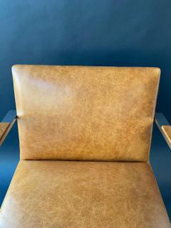 Ludwig Mies Van Der Rohe Set of Six Brno Chairs by Mies Van Der Rohe - 1982906