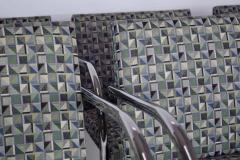 Ludwig Mies Van Der Rohe Set of Ten Tubular Brno Chairs by Knoll - 1244531