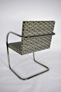 Ludwig Mies Van Der Rohe Set of Ten Tubular Brno Chairs by Knoll - 1244533