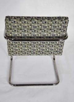 Ludwig Mies Van Der Rohe Set of Ten Tubular Brno Chairs by Knoll - 1244539