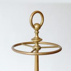 Luigi Caccia Dominioni Monumental Luigi Caccia Dominioni Brass Umbrella Stand for Azucena Italy 1949 - 1951939