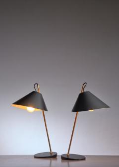 Luigi Caccia Dominioni Pair of Table Lamps by Caccia Dominioni for Azucena - 1951819