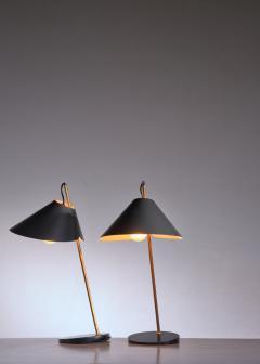 Luigi Caccia Dominioni Pair of Table Lamps by Caccia Dominioni for Azucena - 1951821