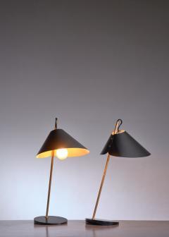 Luigi Caccia Dominioni Pair of Table Lamps by Caccia Dominioni for Azucena - 1951822