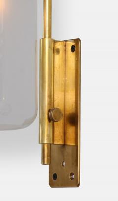 Luigi Caccia Dominioni Pair of Wall Lights Model LP 10 - 1253711