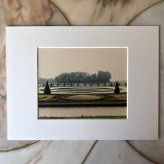 Luigi Ghirri Versailles 1985 Luigi Ghirri Chromogenic Photography from Negative Single Copy - 1696730