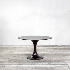 Luigi Massoni 20th Century Luigi Massoni Round Table Model Clessidra for Mobilia - 2032167