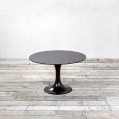 Luigi Massoni 20th Century Luigi Massoni Round Table Model Clessidra for Mobilia - 2032168