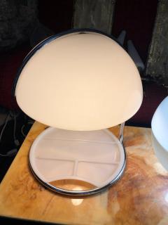 Luigi Massoni Buttura e Massoni for Harvey Guzzini Space Age Conchiglia Table Lamp 1968 - 906279
