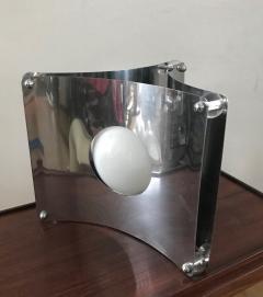 Luigi Massoni Taw Chrome Table Lamp - 919951