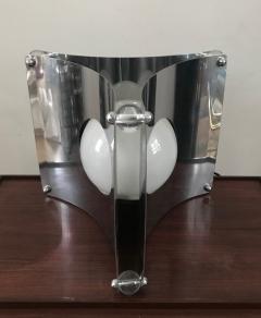 Luigi Massoni Taw Chrome Table Lamp - 919952