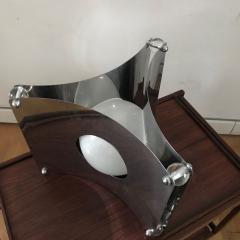 Luigi Massoni Taw Chrome Table Lamp - 919954