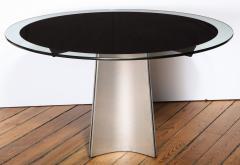 Luigi Saccardo Dining Table by Luigi Saccardo for Maison Jansen France 1970s - 1236753