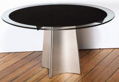 Luigi Saccardo Dining Table by Luigi Saccardo for Maison Jansen France 1970s - 1236756