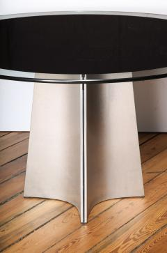 Luigi Saccardo Dining Table by Luigi Saccardo for Maison Jansen France 1970s - 1236758