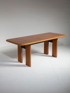 Luigi Saccardo Dining Table with Chairs by Luigi Saccardo for Gasparello - 1166179