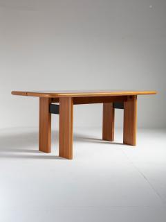 Luigi Saccardo Dining Table with Chairs by Luigi Saccardo for Gasparello - 1166180