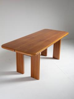 Luigi Saccardo Dining Table with Chairs by Luigi Saccardo for Gasparello - 1166181