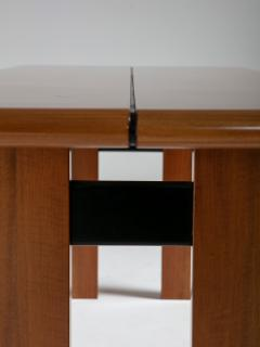 Luigi Saccardo Dining Table with Chairs by Luigi Saccardo for Gasparello - 1166184