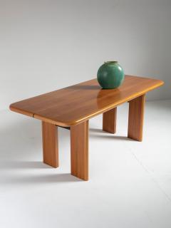 Luigi Saccardo Dining Table with Chairs by Luigi Saccardo for Gasparello - 1166185