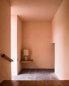 Luis Barragan Luis Barragan 1952 Casa Prieto Lopez House Ceramic Lamp - 1441497