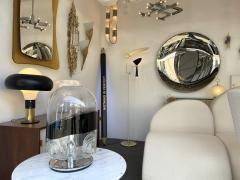 Lumen Milano Italian Mid Century Modern Metal and Brass Floor Lamp by Lumen 1950s - 1941883