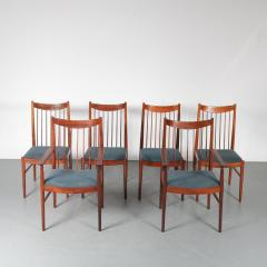 Luxurious Dining set by Arne Vodder for Sibast Denmark 1960 - 1550035