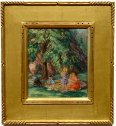 Lydia Freeman Cooley Central Park Picnic - 1317033