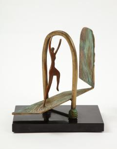 Lynn Rae Lowe Bronze Sculpture - 1528434