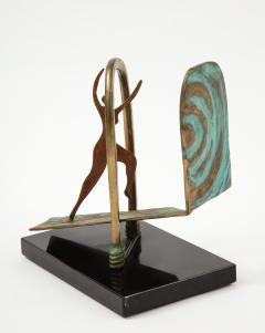 Lynn Rae Lowe Bronze Sculpture - 1528436