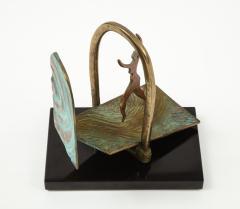 Lynn Rae Lowe Bronze Sculpture - 1528437