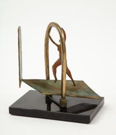 Lynn Rae Lowe Bronze Sculpture - 1528439
