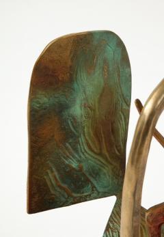 Lynn Rae Lowe Bronze Sculpture - 1528441