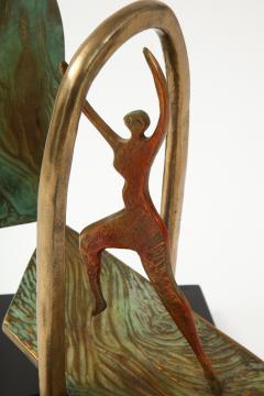 Lynn Rae Lowe Bronze Sculpture - 1528442