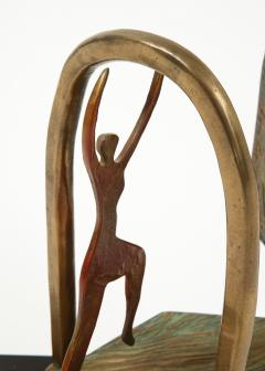 Lynn Rae Lowe Bronze Sculpture - 1528443