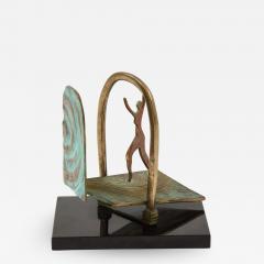 Lynn Rae Lowe Bronze Sculpture - 1528758
