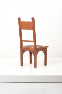 M Jacques Philippe Set of Four Art Deco 1930s Dining Chairs by M Jacques Philippe France - 1044989