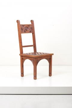 M Jacques Philippe Set of Four Art Deco 1930s Dining Chairs by M Jacques Philippe France - 1044990