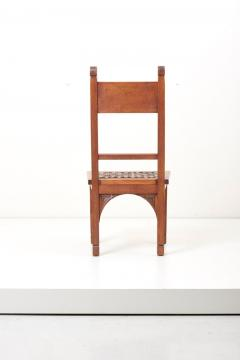 M Jacques Philippe Set of Four Art Deco 1930s Dining Chairs by M Jacques Philippe France - 1044991