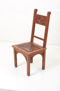 M Jacques Philippe Set of Four Art Deco 1930s Dining Chairs by M Jacques Philippe France - 1044993