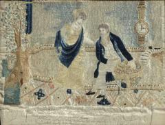 M S Dole NEEDLEWORK PICTURE - 1899672